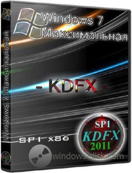 Windows 7 ������������ SP1 KDFX x86 (2011)