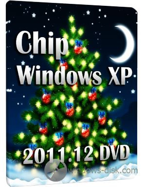 Chip Windows XP 2011.12 DVD (2011) PC