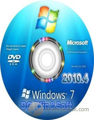 Windows 7 DG Win&Soft x64