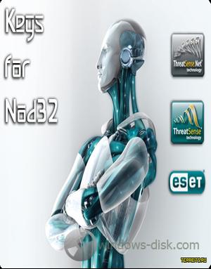 Скачать торрент Новые базы (v.6055) + ключи для NOD32 от. скачать