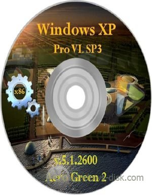 Windows xp pro sp3 rus