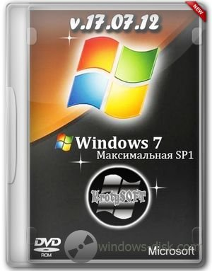 Windows 7 Ultimate (x64-x86) KrotySOFT