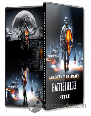 Windows 7 x64 Ultimate Battlefield