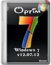 Windows 7 Professional SP1 ru x86 Optim (2012)
