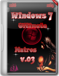 Windows 7 Ultimate x86/x64 Matros