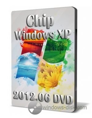 Chip Windows XP 2012.06