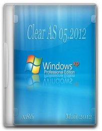 Windows XP Professional SP3 Clear AS