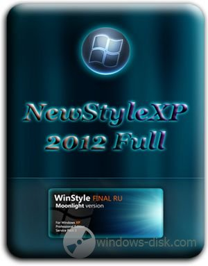 Windows XP Sp3 NewStyleXP 2012