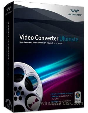 Wondershare Video Converter Ultimate 6.0.0.18