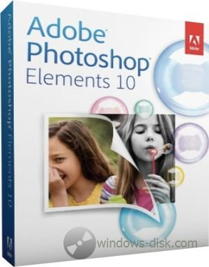 Adobe Photoshop Elements v.10.0