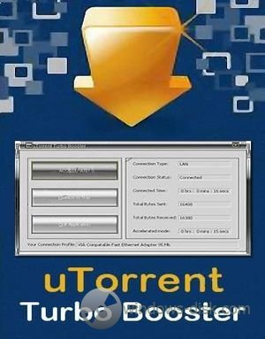 uTorrent Turbo Booster 3.9.0