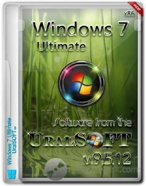 Windows 7 x86 Ultimate UralSOFT v.9.5.12