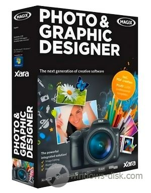 Xara Photo & Graphic Designer MX 2013 8.1 Final