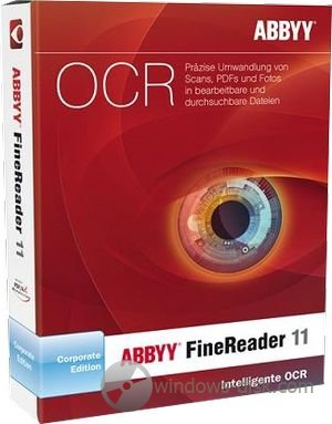 ABBYY FineReader 11.0.102.583 Professional Edition