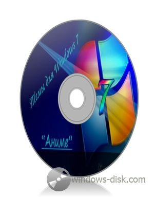 Аниме темы для windows 7