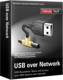 Fabulatech USB Over Network 4.7.4