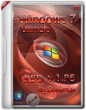 Windows 7 Ultimate Disk