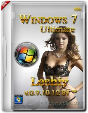 Windows 7 x86 Ultimate Leshiy