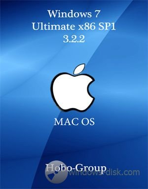 Windows 7 Ultimate SP1 x64-x86 by HoBo-Group