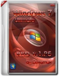 Windows 7 Ultimate RED SP1 Дальтик (32bit)